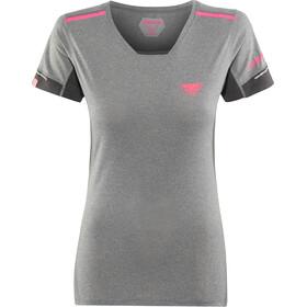 Dynafit Vert 2.0 Koszulka do biegania z krótkim rękawem Kobiety szary